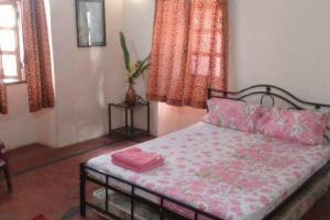 Goan Portuguese Villa, Vily  Saligao - big - 23