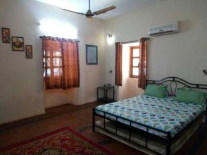 Goan Portuguese Villa, Vily  Saligao - big - 1