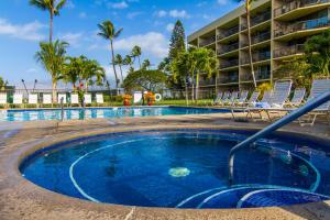 Maui Sunset B402 Condo, Апартаменты  Кихеи - big - 9