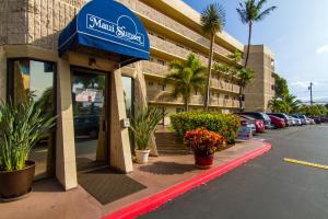 Maui Sunset B402 Condo, Апартаменты  Кихеи - big - 28
