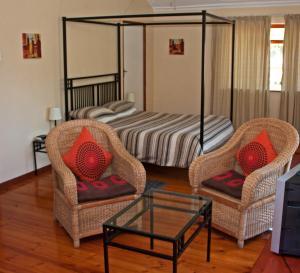 Millstream Guest House, Penzióny  Stellenbosch - big - 2