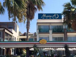 Marin-A Hotel, Hotely  Turgutreis - big - 93