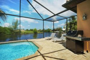 Villa Santo Domingo, Vily  Cape Coral - big - 12