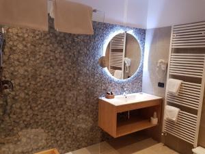 Hotel Garni Minigolf, Отели  Ледро - big - 45