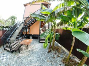 Guesthouse on Kiparisovaya alleya 5, Affittacamere  Pizunda - big - 5