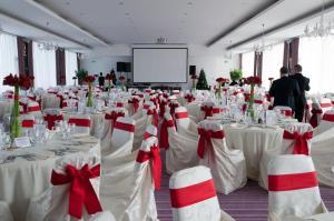 Marshal Garden Hotel, Отели  Бухарест - big - 40
