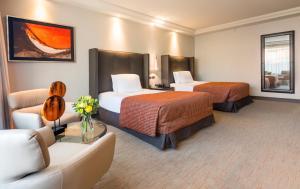 InterContinental Santiago, Hotel  Santiago - big - 26