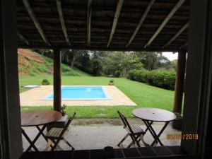 Sitio do Kiko, Case vacanze  Bairro Portão - big - 12