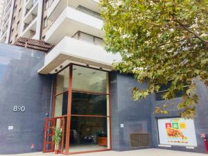 Apart Hotel San Pablo, Апартаменты  Сантьяго - big - 23