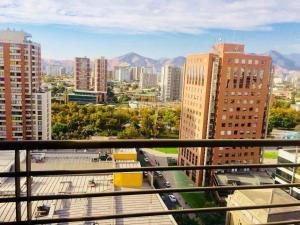 Apart Hotel San Pablo, Apartmány  Santiago - big - 4