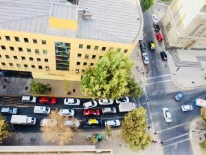 Apart Hotel San Pablo, Apartmány  Santiago - big - 2