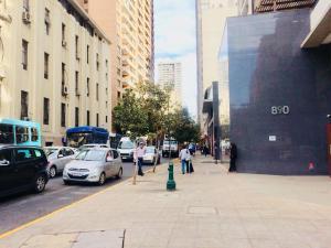 Apart Hotel San Pablo, Апартаменты  Сантьяго - big - 36