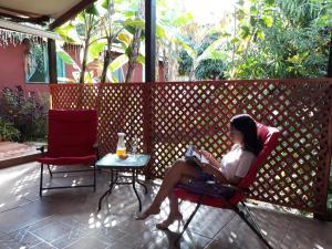 Korina's Guesthouse, Гостевые дома  Ханга-Роа - big - 45