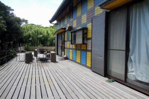 Island Star House, Загородные дома  Oshima - big - 13