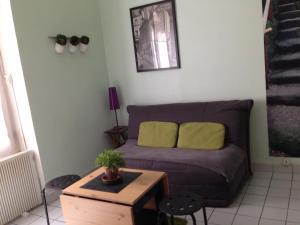 Perrache Sainte Blandine, Апартаменты  Лион - big - 35