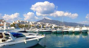 Puerto Banus Luxury Penthouse, Apartmány  Marbella - big - 2