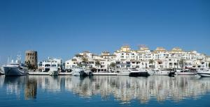 Puerto Banus Luxury Penthouse, Apartmány  Marbella - big - 18