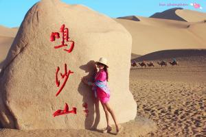 Dundong Inn Dunhuang, Affittacamere  Dunhuang - big - 38