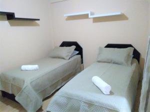 Apartamento próximo ao Centro de Gramado - Charmoso, Апартаменты  Грамаду - big - 25