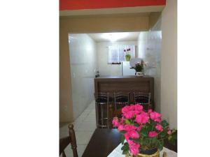 Apartamento próximo ao Centro de Gramado - Charmoso, Апартаменты  Грамаду - big - 35