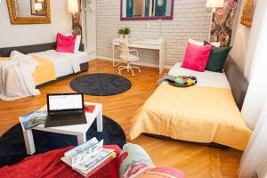 Boutique Apartments 360º - Eclectica Apartment, Apartments  Belgrade - big - 9