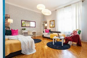 Boutique Apartments 360º - Eclectica Apartment, Apartments  Belgrade - big - 21