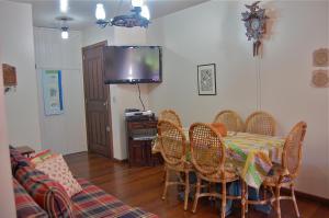 Apartamento 02 suites, Apartmány  Gramado - big - 2