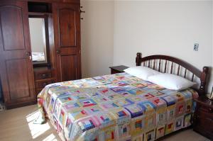 Apartamento 02 suites, Apartmány  Gramado - big - 7