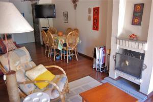 Apartamento 02 suites, Apartmány  Gramado - big - 8
