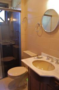 Apartamento 02 suites, Apartmány  Gramado - big - 9