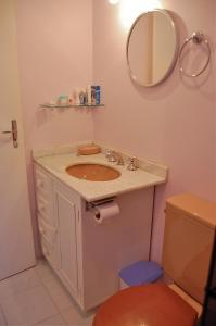 Apartamento 02 suites, Apartmány  Gramado - big - 21