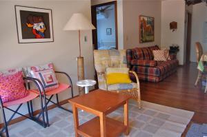 Apartamento 02 suites, Apartmány  Gramado - big - 25