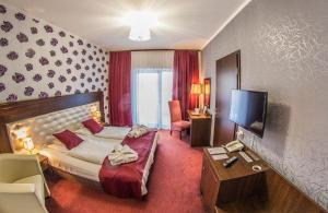 Hotel Termálkristály Aqualand, Hotely  Ráckeve - big - 11