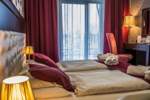 Hotel Termálkristály Aqualand, Hotely  Ráckeve - big - 10