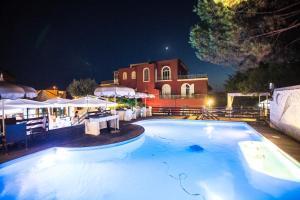 Hotel Villa La Colombaia, Hotels  Portici - big - 138