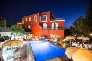 Hotel Villa La Colombaia, Hotels  Portici - big - 137