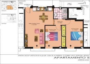 Apartamentos Turísticos Casa de La Borrega, Appartamenti  Estepona - big - 31