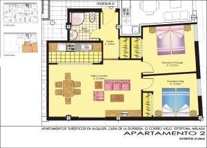 Apartamentos Turísticos Casa de La Borrega, Appartamenti  Estepona - big - 33