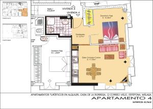 Apartamentos Turísticos Casa de La Borrega, Appartamenti  Estepona - big - 37