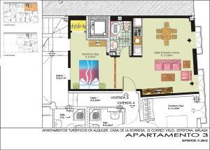 Apartamentos Turísticos Casa de La Borrega, Appartamenti  Estepona - big - 39