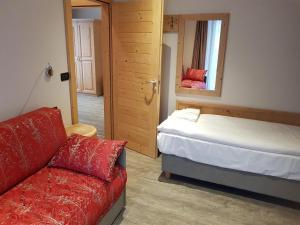 Hotel Garni Minigolf, Отели  Ледро - big - 24