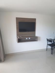 Gold Flat, Apartmanok  João Pessoa - big - 22