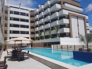 Gold Flat, Apartmanok  João Pessoa - big - 26