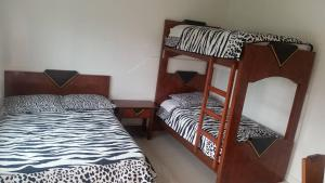 Hosteria San Vicente, Hostelek  Guaillabamba - big - 19