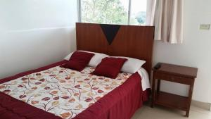 Hosteria San Vicente, Хостелы  Guaillabamba - big - 16