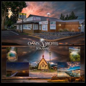 Oasis Motel and Holiday Park Turangi