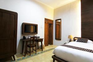 Joglo Mandapa Boutique Hotel, Szállodák  Yogyakarta - big - 11