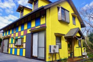 Island Star House, Загородные дома  Oshima - big - 6