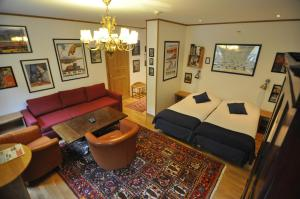 Hotell Gästis, Szállodák  Varberg - big - 36