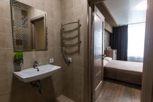 Solo Apartment Virmenska, Appartamenti  Kiev - big - 32